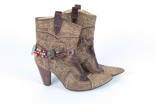DSB - Cowboy heels
